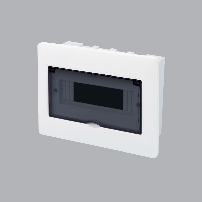 Wall panel with MCB TS-12