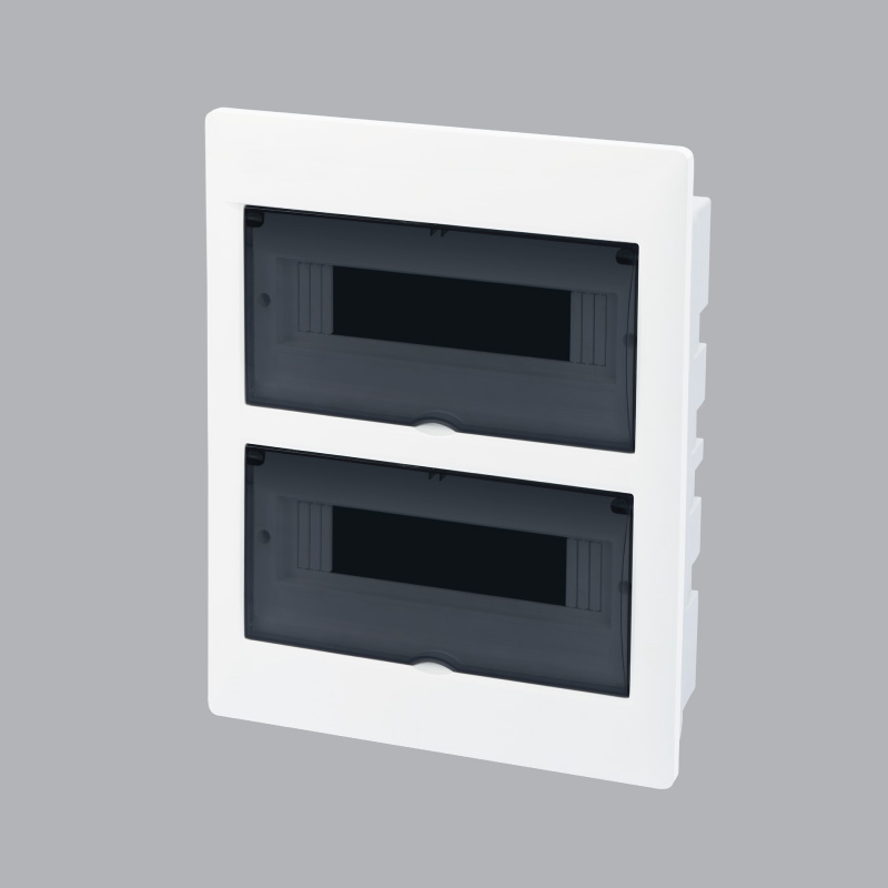 Wall panel with MCB TS-24